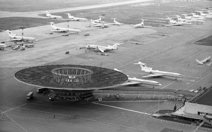 Фото №3 - Национальное достояние. Шереметьево: от главного военного аэродрома СССР до крупнейшего авиахаба России