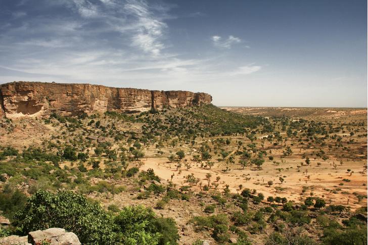 Фото №1 - Мали: тайные знания догонов