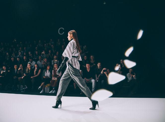 Фото №8 - Четвертый день Mercedes-Benz Fashion Week Russia 2017