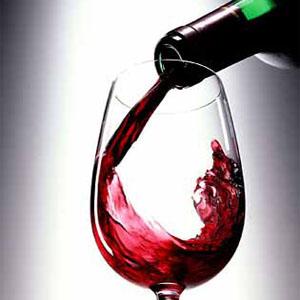 Фото №1 - Красное вино защитит от радиации