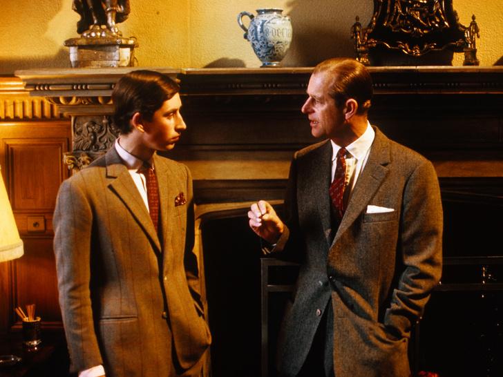 Фото №1 - Грехи отца: главная ошибка принца Филиппа в воспитании Чарльза
