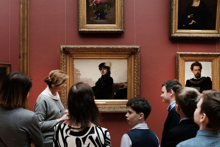 Фото №1 - Как это устроено: путешествие в фонд художественного музея