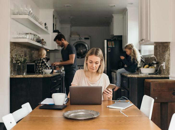 Фото №1 - Режим удаленный: как эффективно работать из дома (и не сойти с ума)