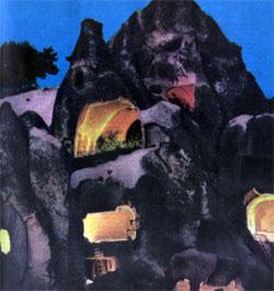 Фото №6 - Город каменных пещер
