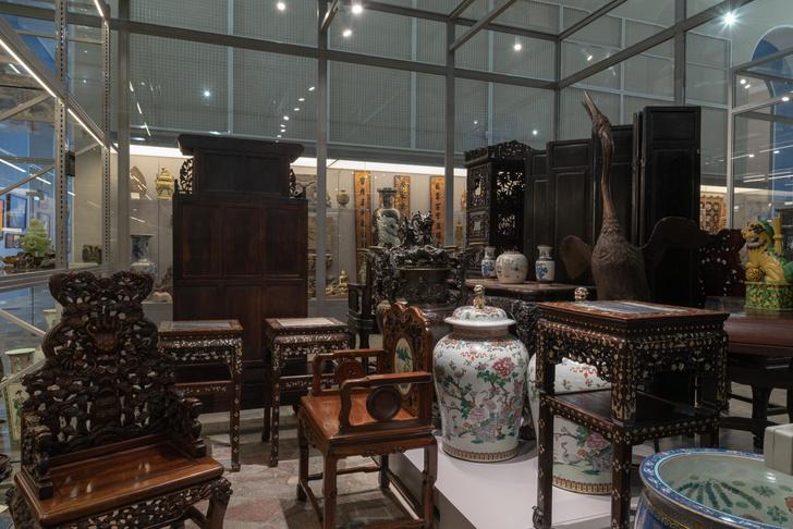 Фото №2 - Онлайн-экскурсия по экспозиции фондов Музея Востока на ВДНХ
