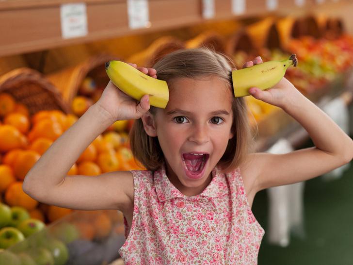 Вредная еда для детей