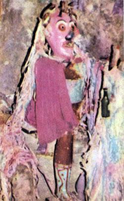 Фото №2 - Тио — злой дух оловянных рудников
