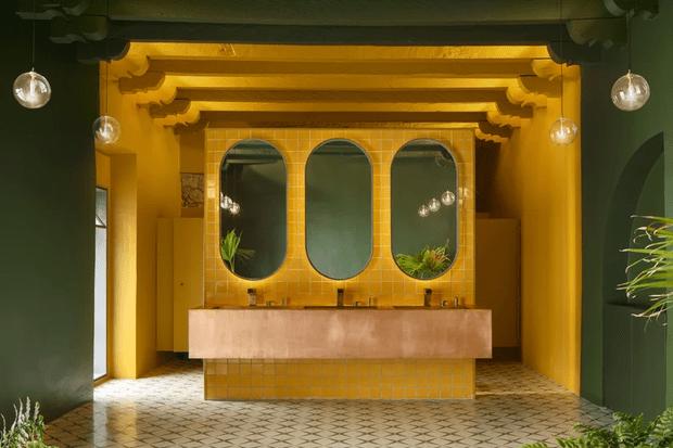 Фото №10 - Яркий ресторан в Морелии