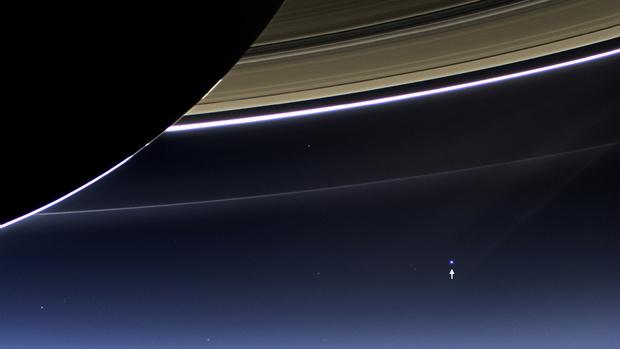 Фото №4 - 7 самых-самых снимков Земли из космоса