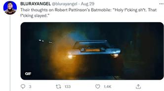 Фото №5 - В Сети появились первые впечатления о новом фильме «Бэтмен» с Робертом Паттинсоном 😲