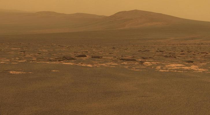 Фото №1 - Опубликованы звуки Марса