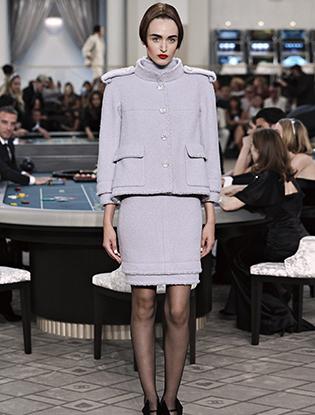 Фото №21 - Неделя Высокой моды в Париже: Chanel FW2015/16