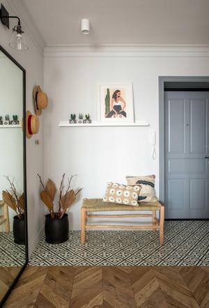 Фото №3 - Маленькая квартира в стиле бохо