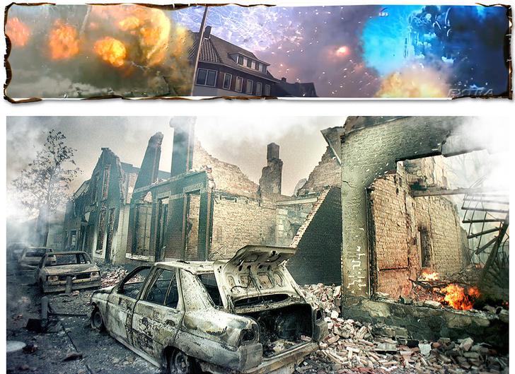 Фото №11 - Ого-гонь XXI века: еще 5 великих пожаров наших дней