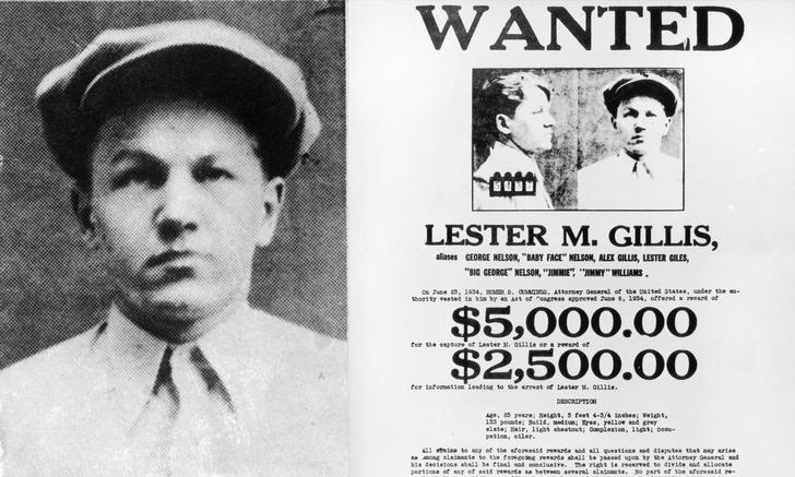 Фото №5 - Ледоруб Вилли и другие самые необычные прозвища знаменитых гангстеров