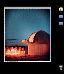 Фото №1 - Лэптопом по галактике