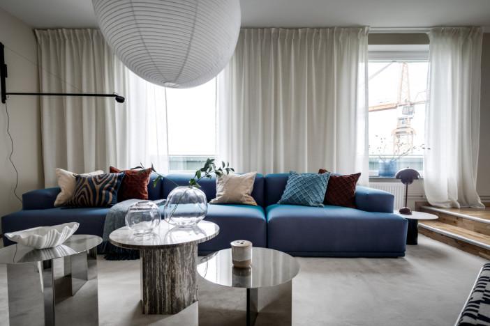 Фото №1 - Коммунальная квартира в Швеции: новая концепция жилья