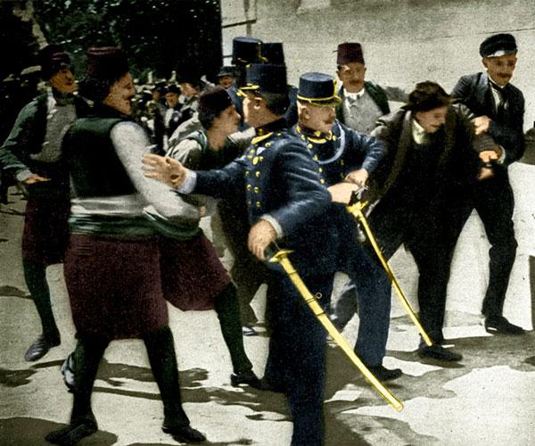 Фото №4 - Как романтические идеалы сербского гимназиста привели к началу Первой мировой войны