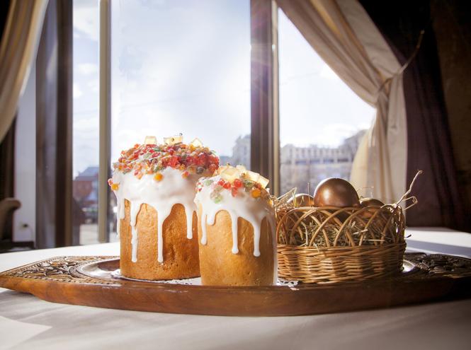 Фото №1 - «Метрополь» приглашает на традиционный пасхальный обед