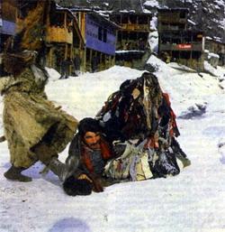 Фото №4 - Квидили спускается с гор
