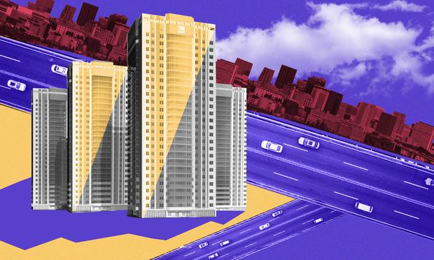 Фото №1 - Верю— не верю: высотки «Гурьевского» в кольце одноэтажек