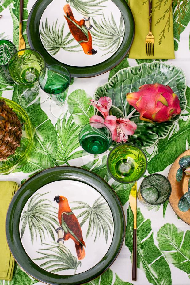 Фото №10 - Завтрак на траве: 10 правил красивой сервировки от Анны Муравиной