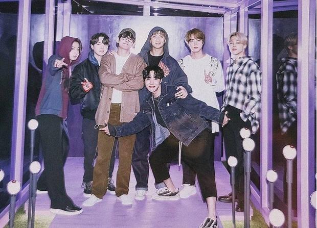 Фото №2 - Вау! BTS вошли в список лучших поп-групп мира 😍