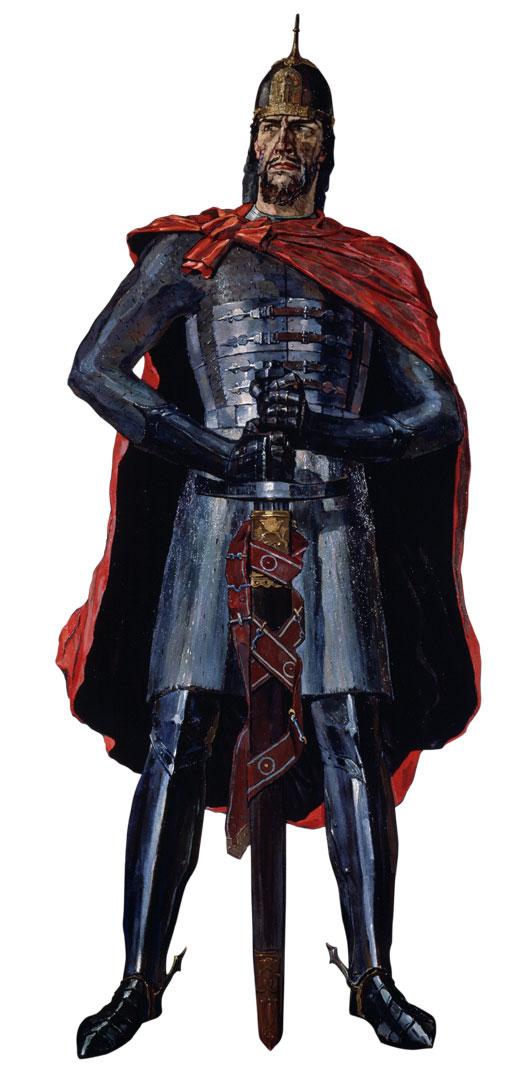 Фото №6 - 11 мифов об Александре Невском: кто к нам с мечом придет...