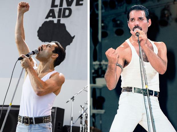 Фото №6 - Рами Малек и Люси Бойнтон: любовь под музыку Queen