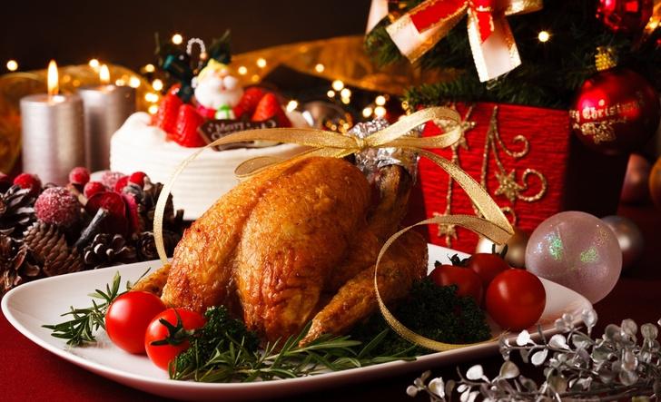 Фото №1 - Три рождественских рецепта по-французски