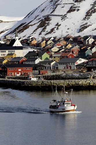Фото №2 - Край света: самая северная точка Европы для искателей приключений