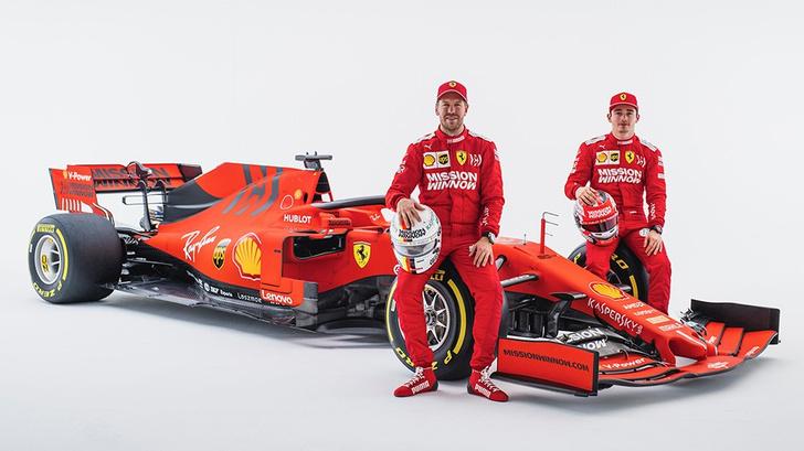 На счету пилотов Scuderia Ferrari в нынешнем сезоне уже три завоеванных Гран-при