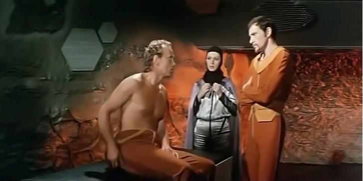 Фото №6 - Все советские космические фантастические фильмы. Часть 2 (1975-1990)