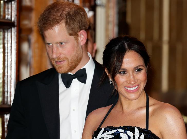 Фото №1 - Что герцогиня Меган получит в случае развода с принцем Гарри