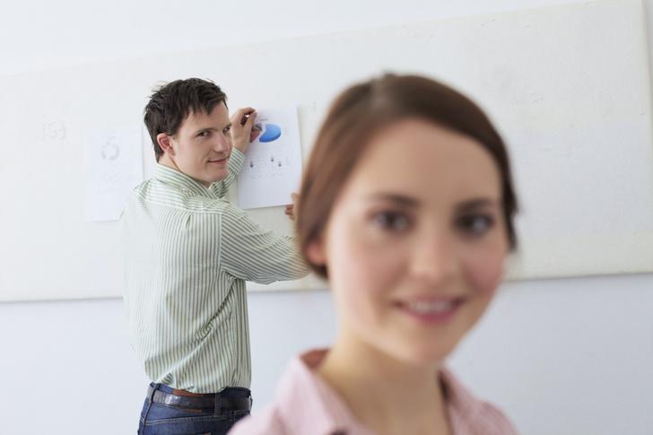 Фото №1 - Мужчины и женщины по-разному воспринимают движущиеся объекты