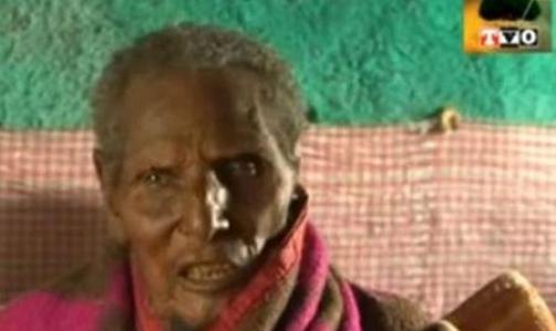 Фото №1 - В Эфиопии нашли 160-летнего человека