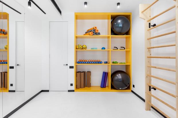Фото №5 - Студия персональных тренировок 42 м² по проекту бюро Monoform
