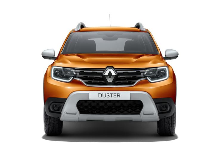 Фото №1 - Renault показал новый Duster для России