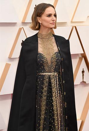 Фото №3 - Протест на «Оскаре»: почему все обсуждают образ Натали Портман