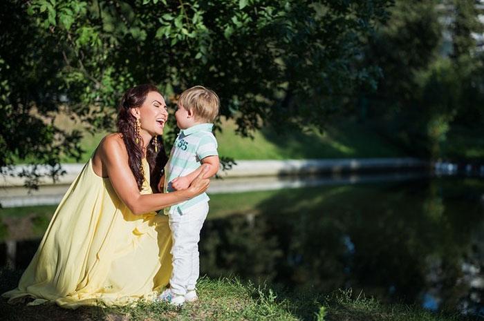 Фото №4 - Эвелина Бледанс: «Что я думаю по поводу детей с особенностями? Я делаю!»