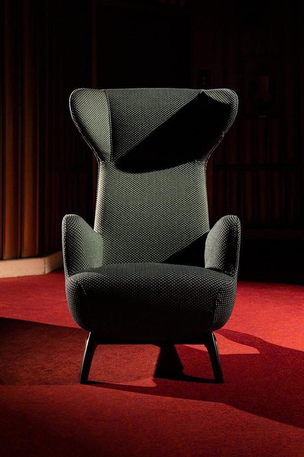 Фото №5 - Коллекция мебели по проекту Карло Моллино от Zanotta