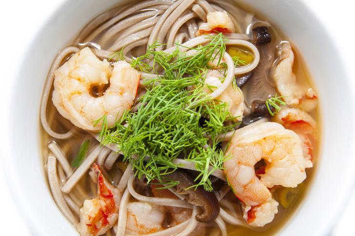 Фото №2 - Три постных рецепта азиатской кухни