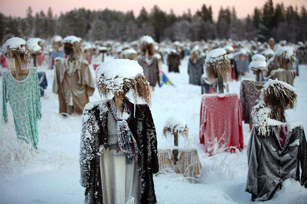 Фото №7 - Дед Мороз из страны лопарей