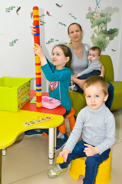 Фото №11 - Где дети любят лечиться?