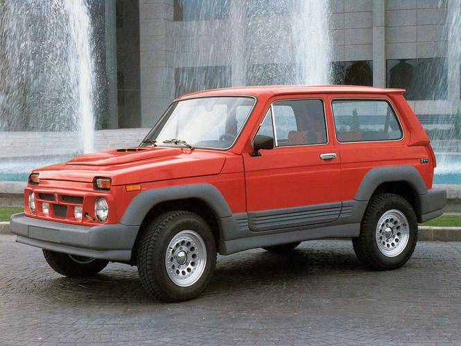 Фото №8 - Могли бы гордиться: 10 советских автомобилей, которым не стыдно было бы оказаться иномарками