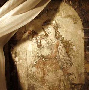Фото №1 - В Венгрии найдена фреска Боттичелли