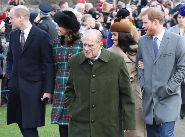 Фото №5 - Дедушка Их Высочеств: принц Филипп и его самые теплые отношения с внуками