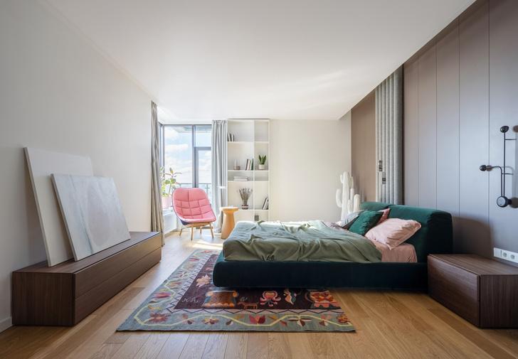 Фото №10 - Квартира 260 м² для семьи с тремя детьми и собакой