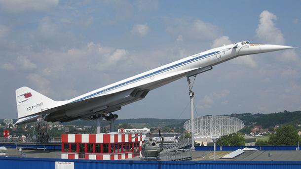 Фото №16 - 15 самых быстрых пассажирских самолетов