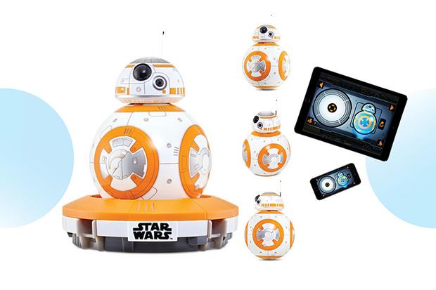 Управляемый приложением дроид Sphero BB-8